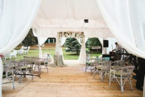 Marquee hire - Wedding marquee hire Grafton - Grafton Hire